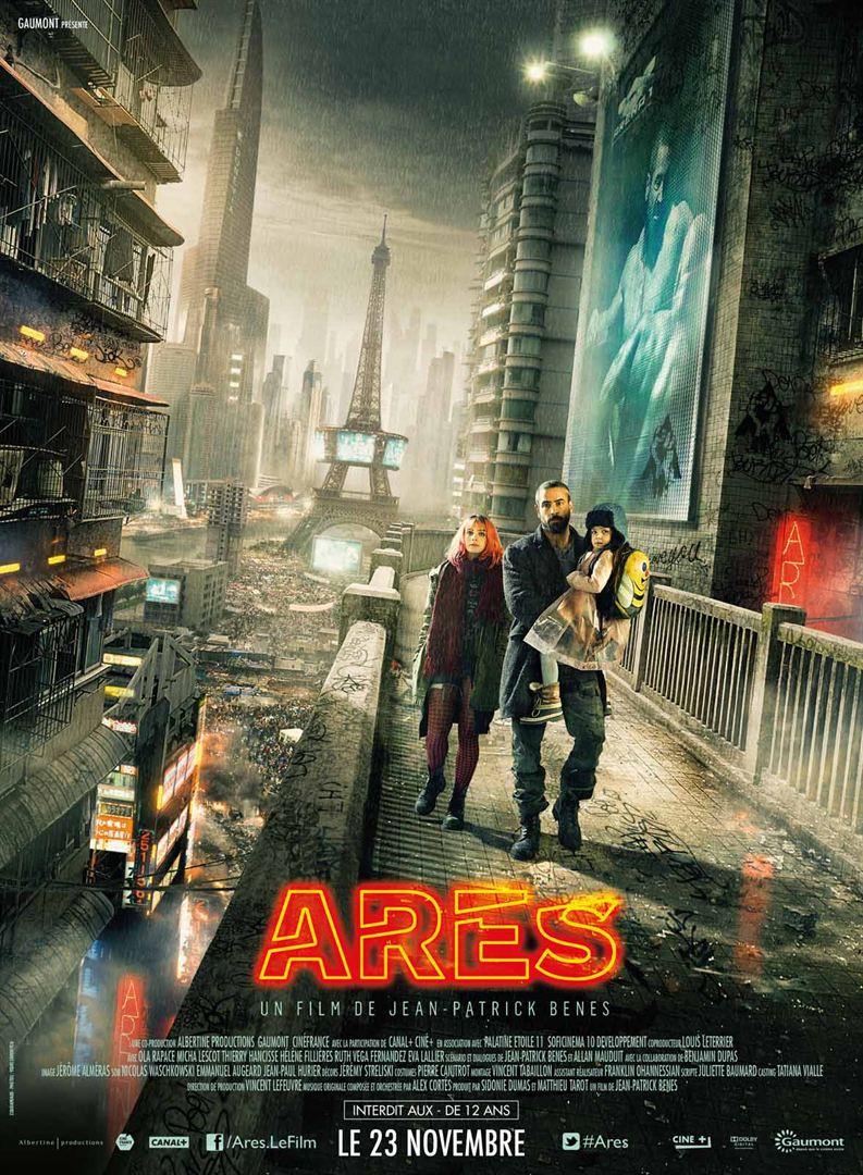 Affiche du film Arès