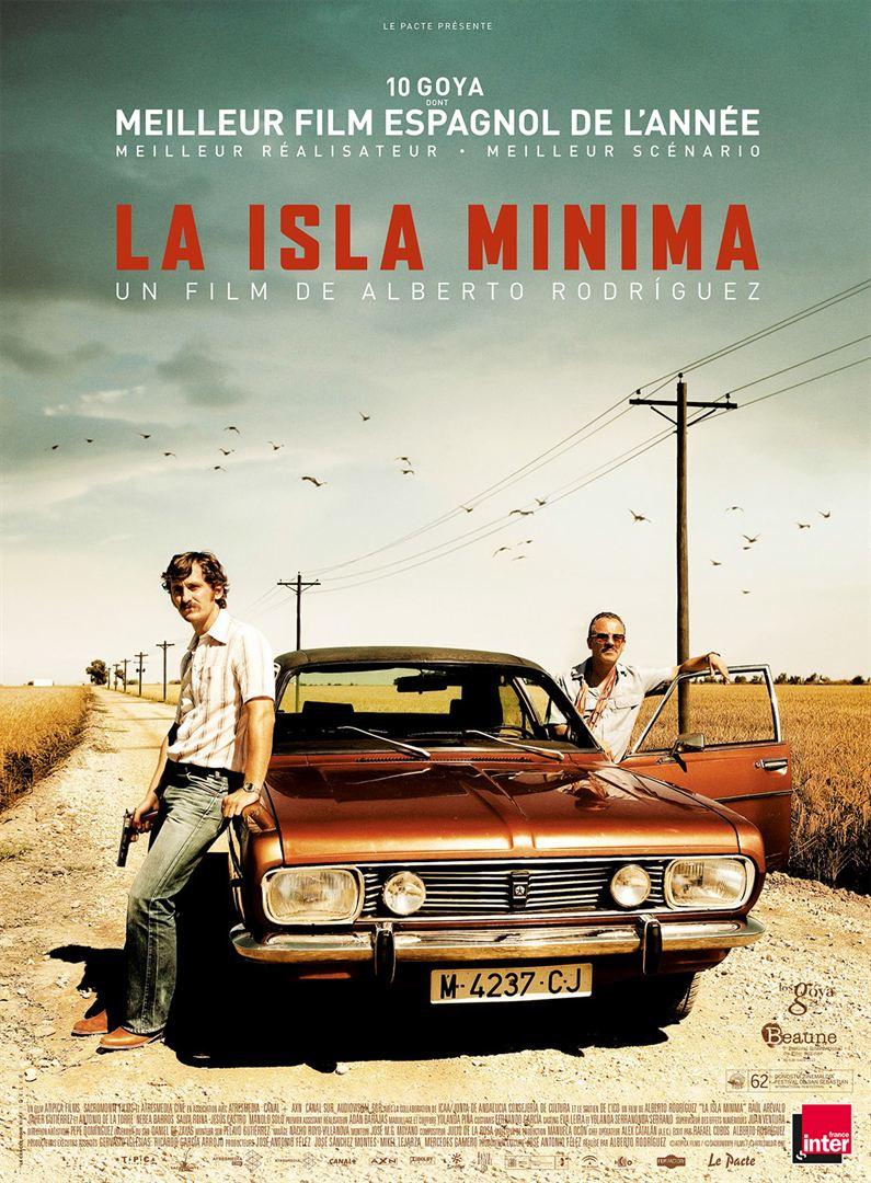 Affiche du film La Isla Minima