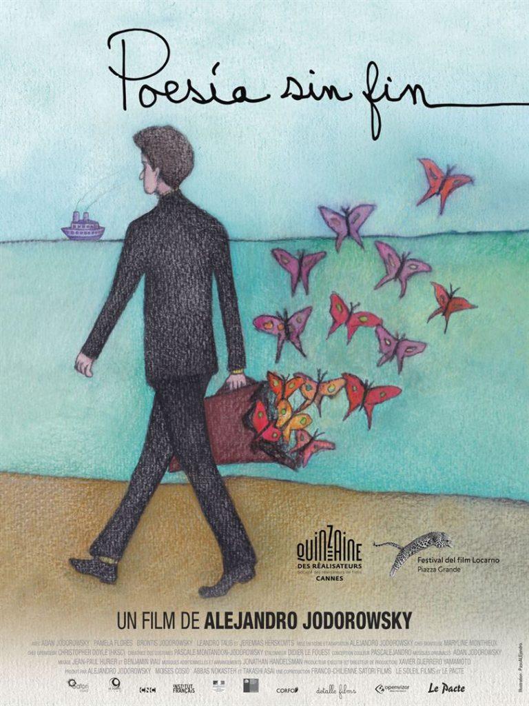 Affiche du film Poesia Sin Fin