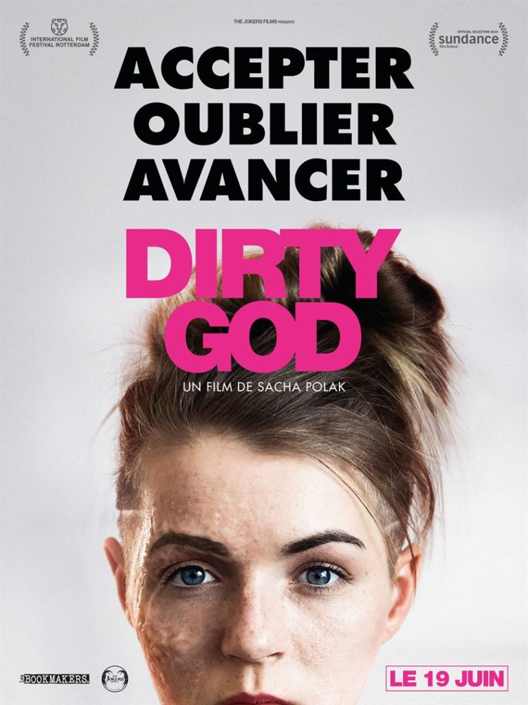 Affiche du film Dirty God
