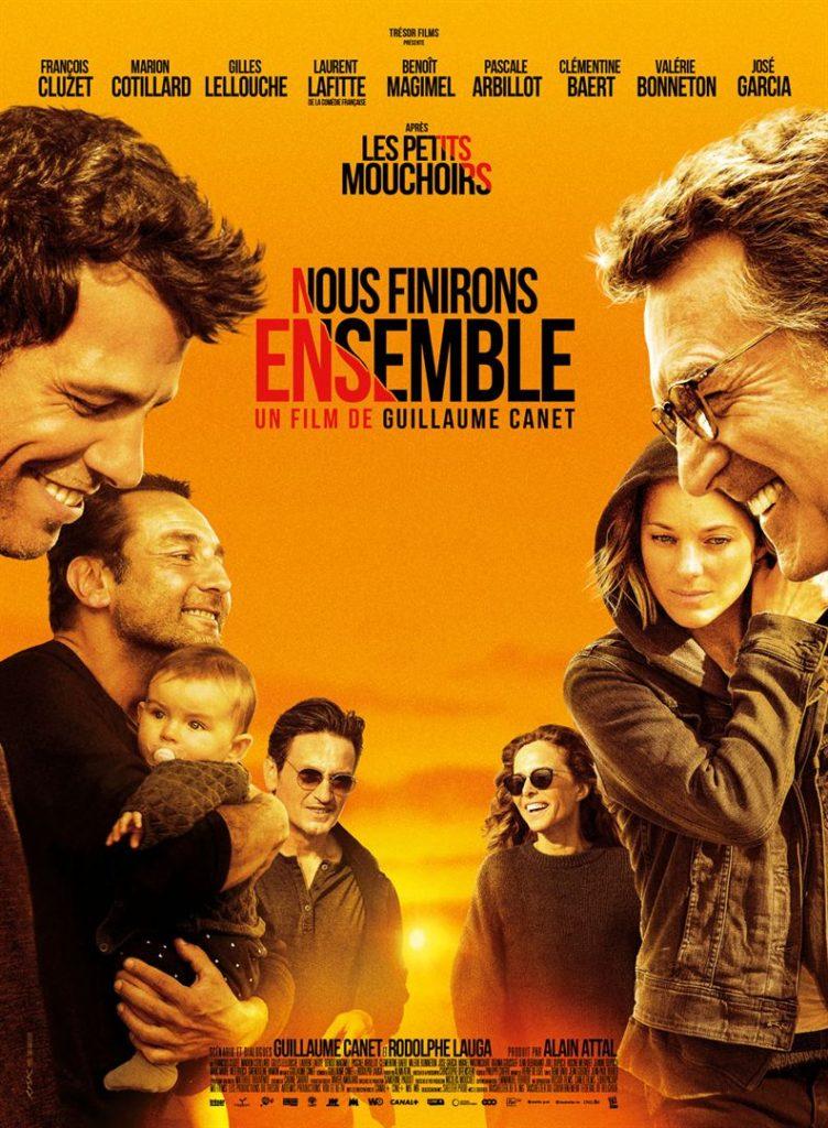 Affiche du film Nous Finirons Ensemble