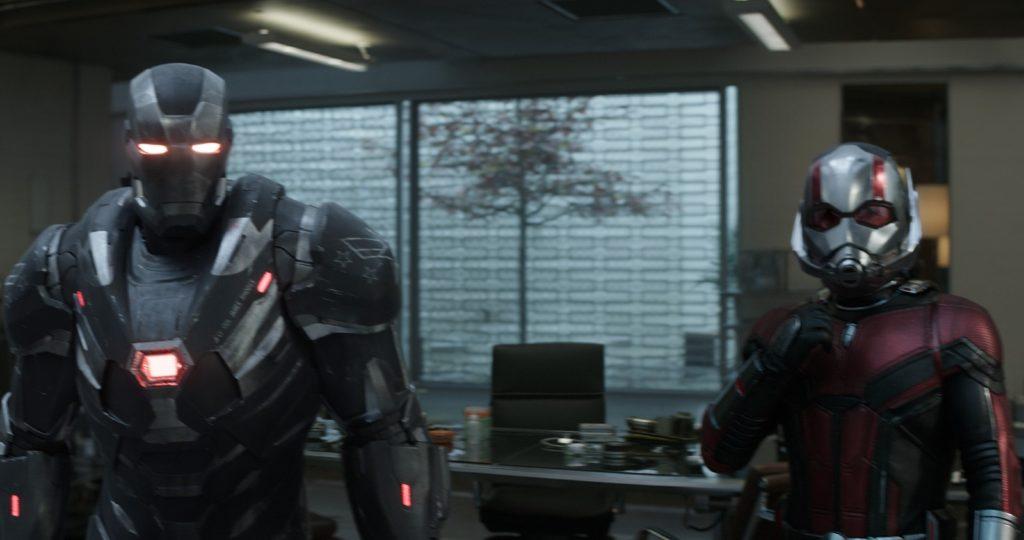 Image du film Avengers Endgame
