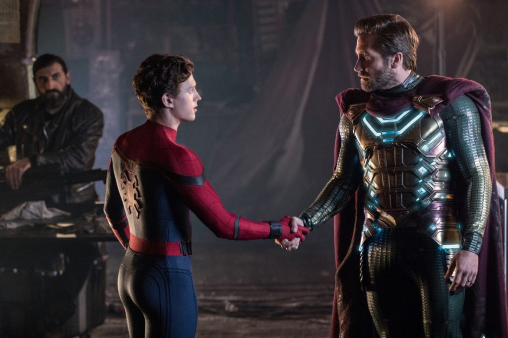 Image du film Spider-man Far From Home