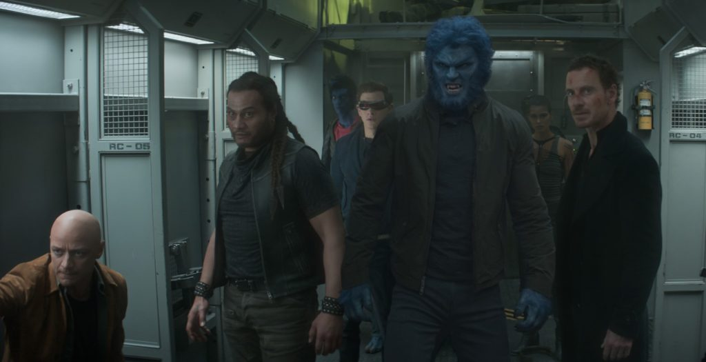 Image du film X men Dark Phoenix