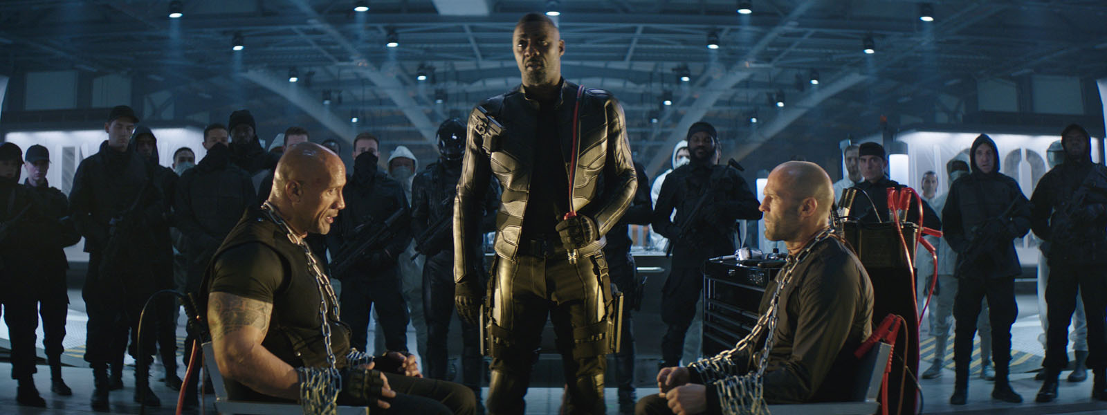 Image du film Hobbs and Shaw