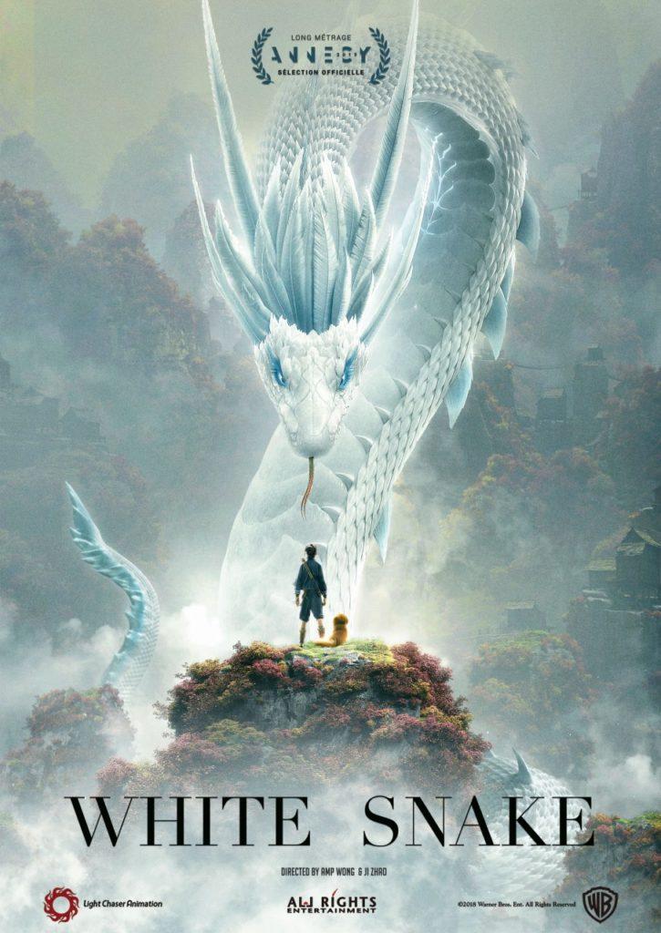 Affiche de Baishe: Yuanqi (The White Snake)