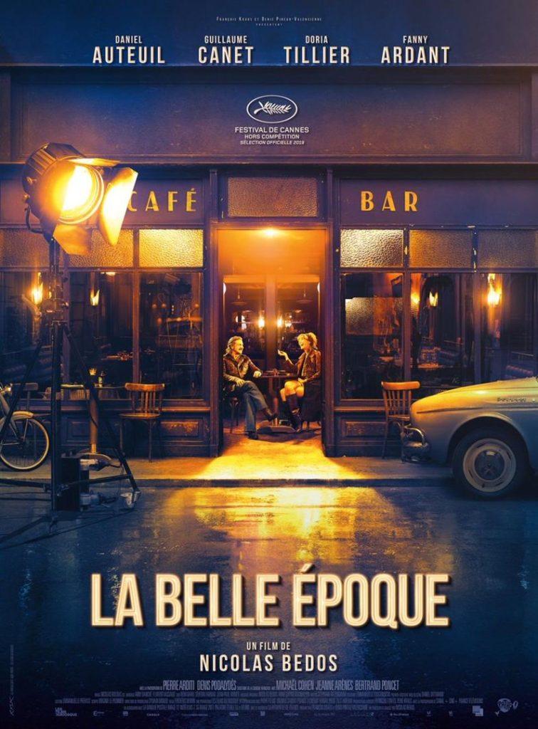 Affiche du film La Belle Epoque