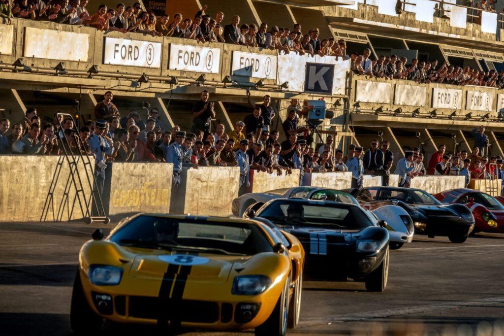 Image du film Le Mans 66