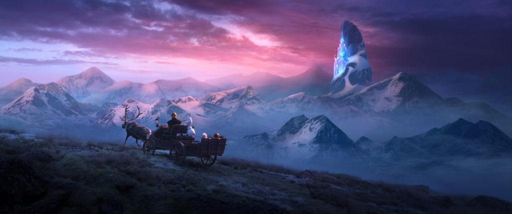 Image du film La Reine des Neiges 2