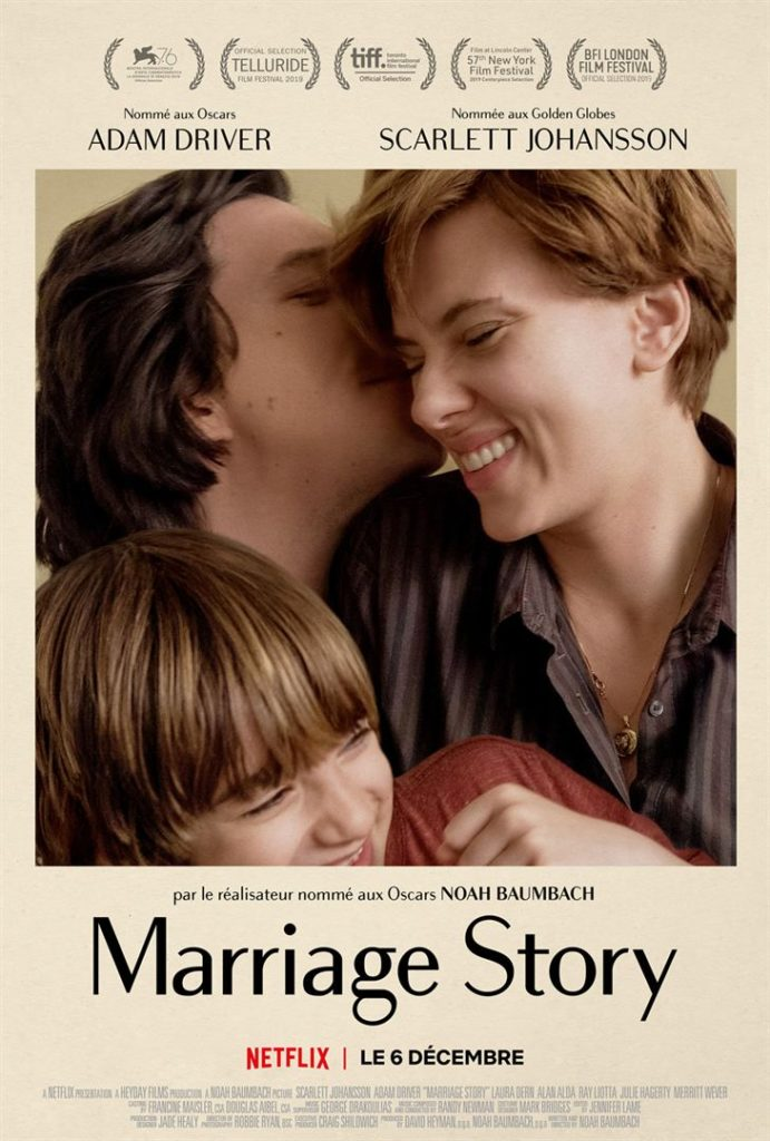 Affiche de Marriage Story