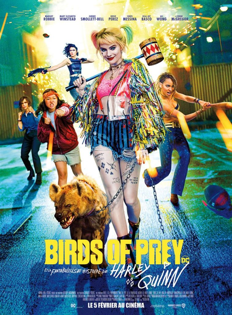 Affiche de Birds of Prey