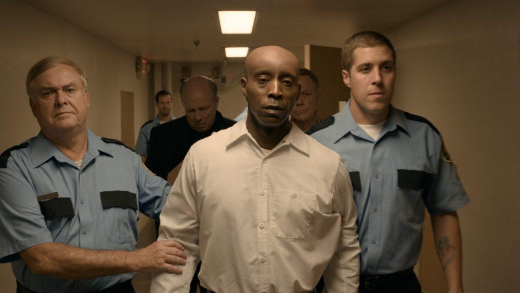 Image de Jamie Foxx dans le film La Voie de La Justice.