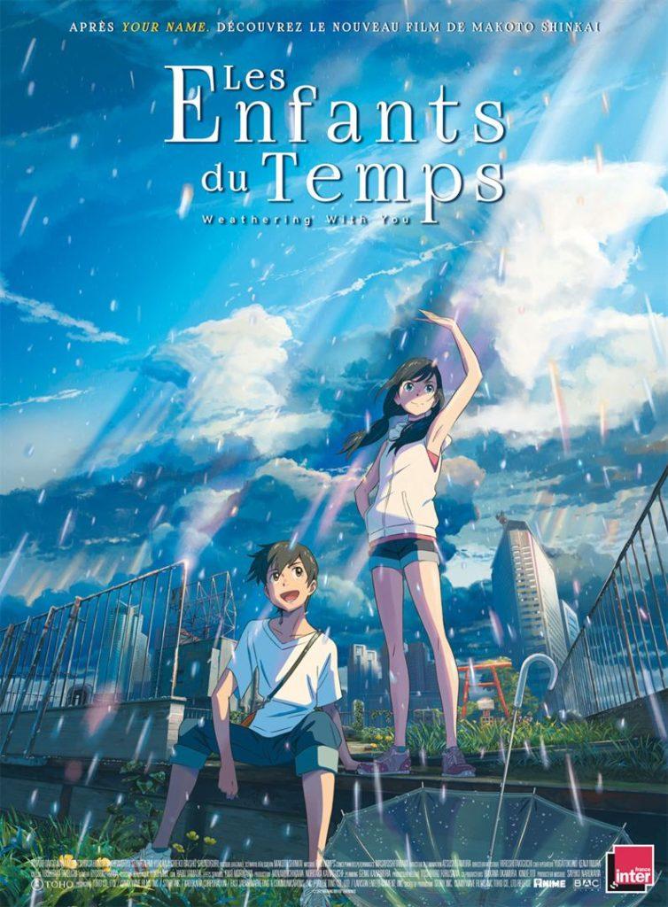 Affiche du film Les Enfants du Temps