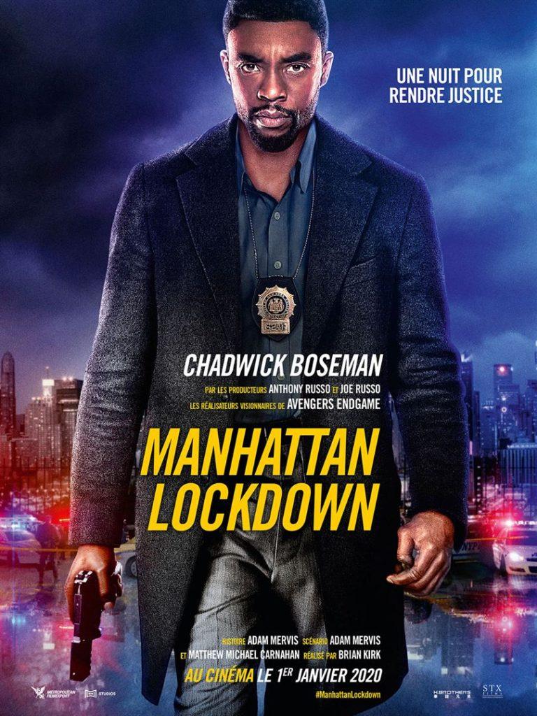 Affiche de Manhattan Lockdown