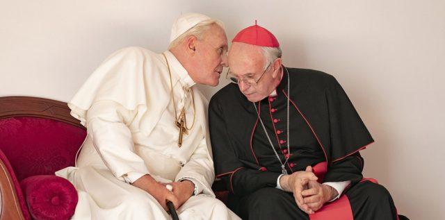 Image du film Les Deux Papes