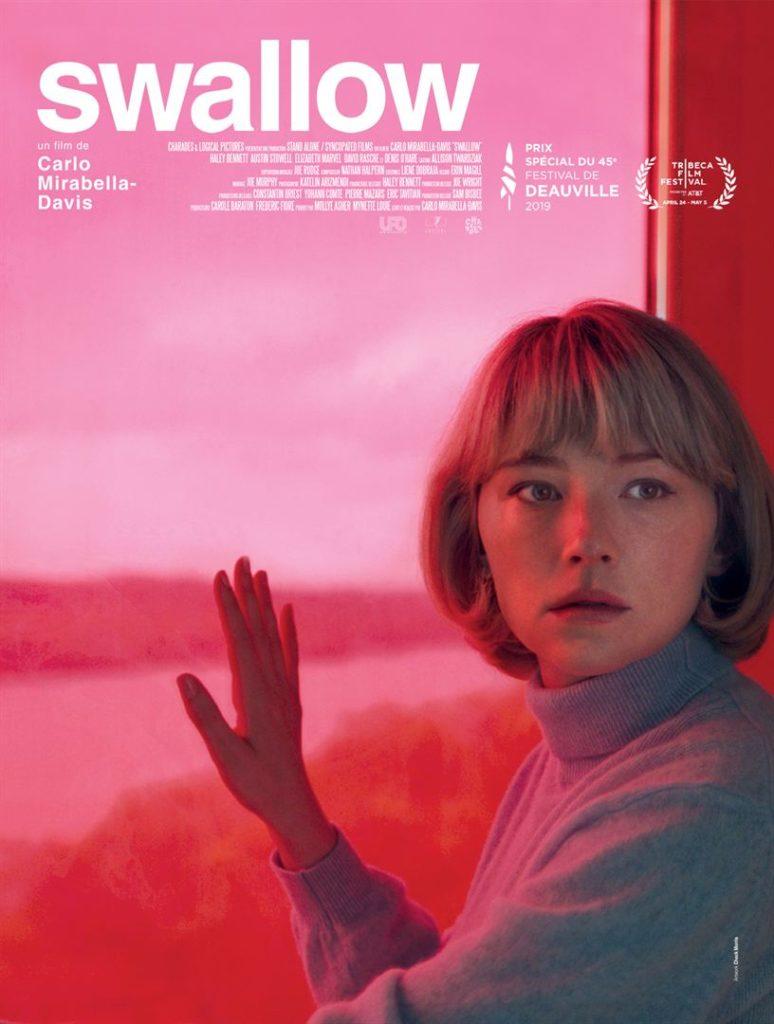 Affiche du film Swallow