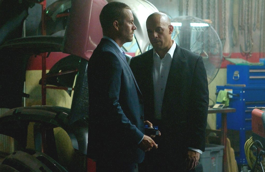 Image du film Fast & Furious 7