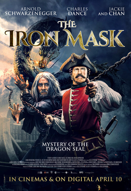 Affiche du film The Iron Mask