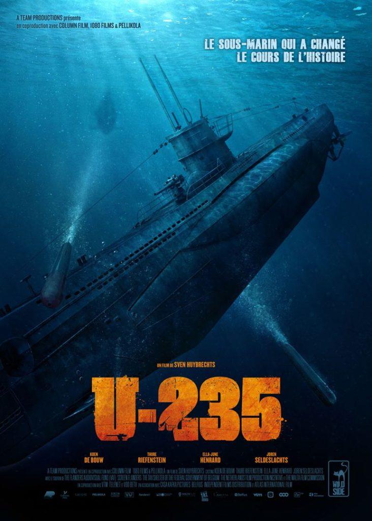 Affiche du film U-235