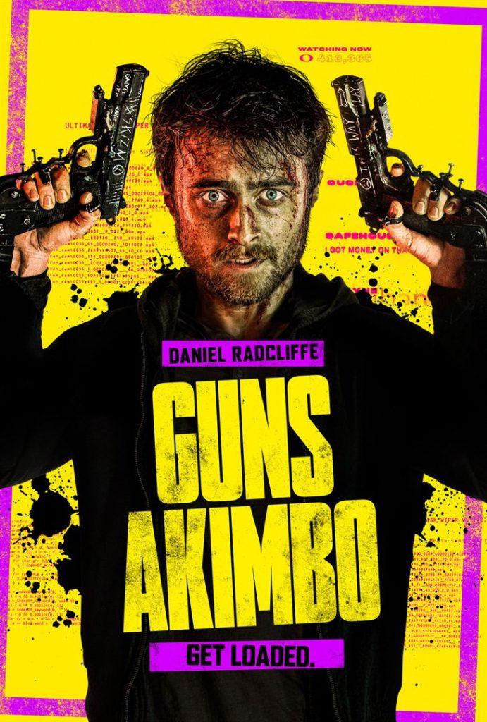 Affiche du film Guns Akimbo