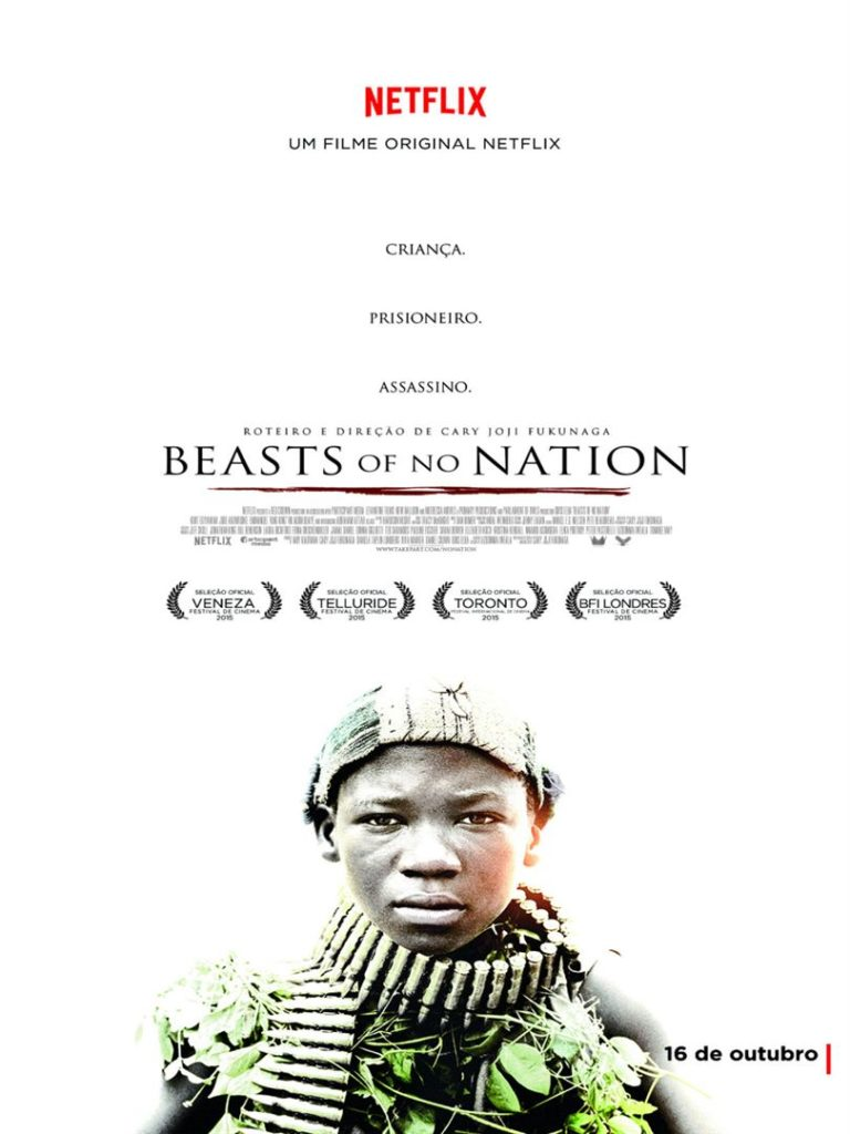 Affiche du film Beasts of no nation