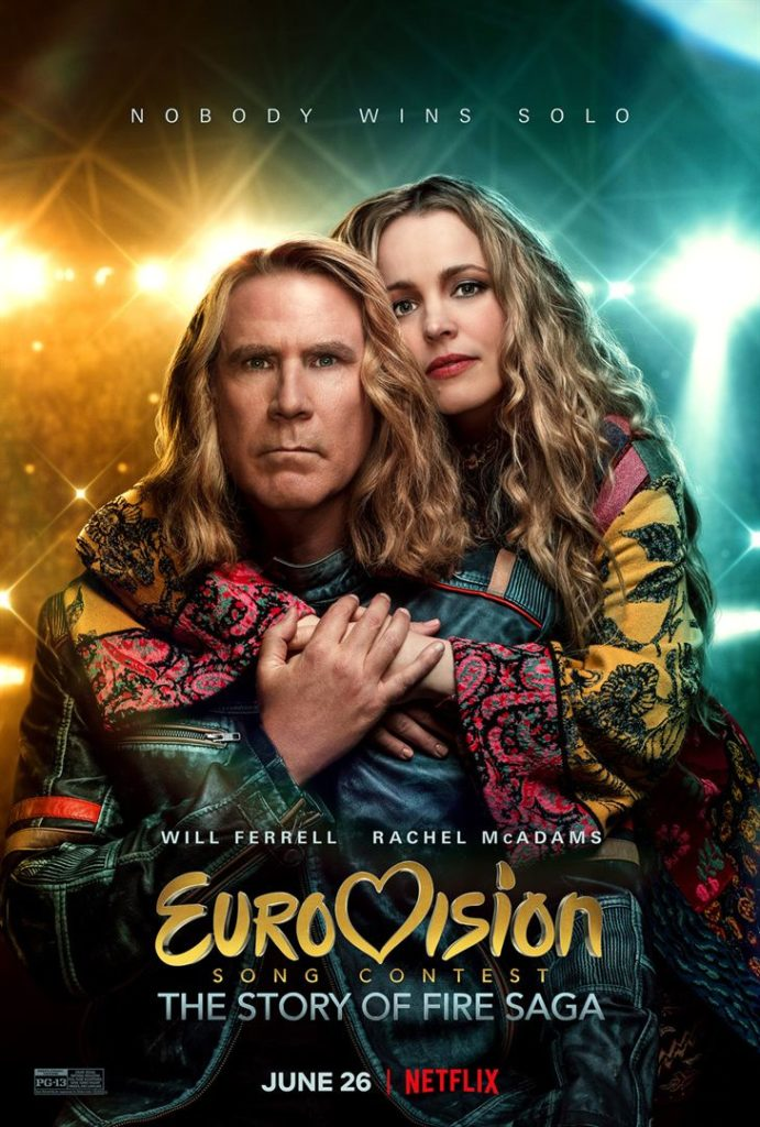 Affiche du film Eurovision Song Contest : The Story of Fire Saga