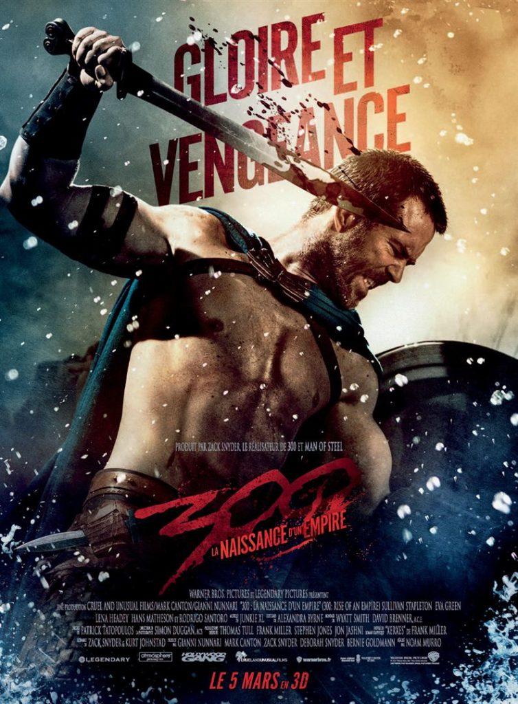 Affiche du film 300: La Naissance d'un Empire