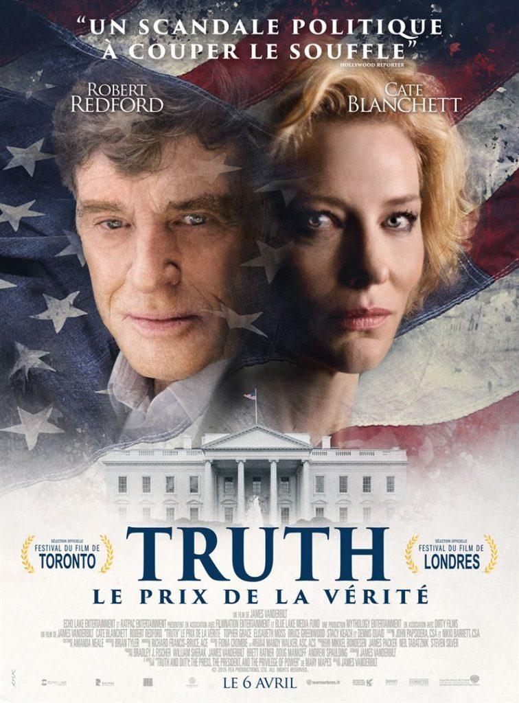 Affiche du film Truth: Le Prix de la Vérité