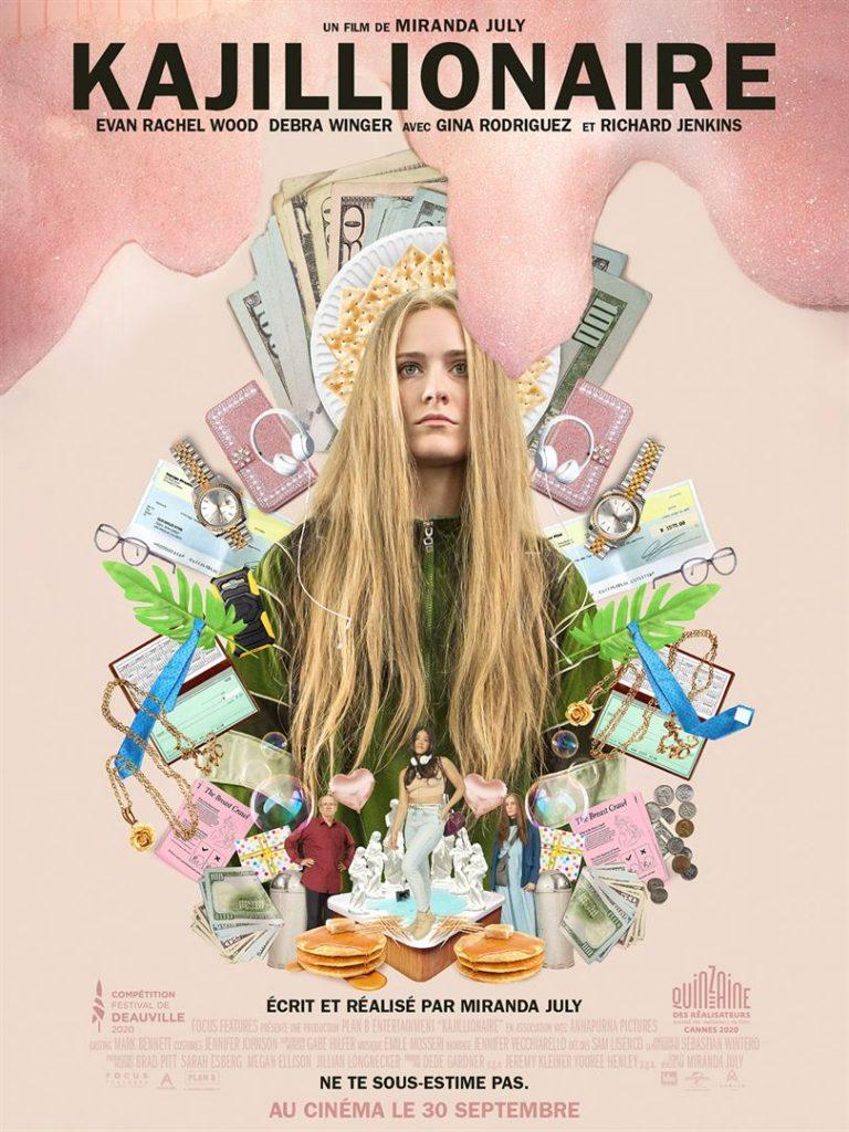 Affiche du film Kajillionaire